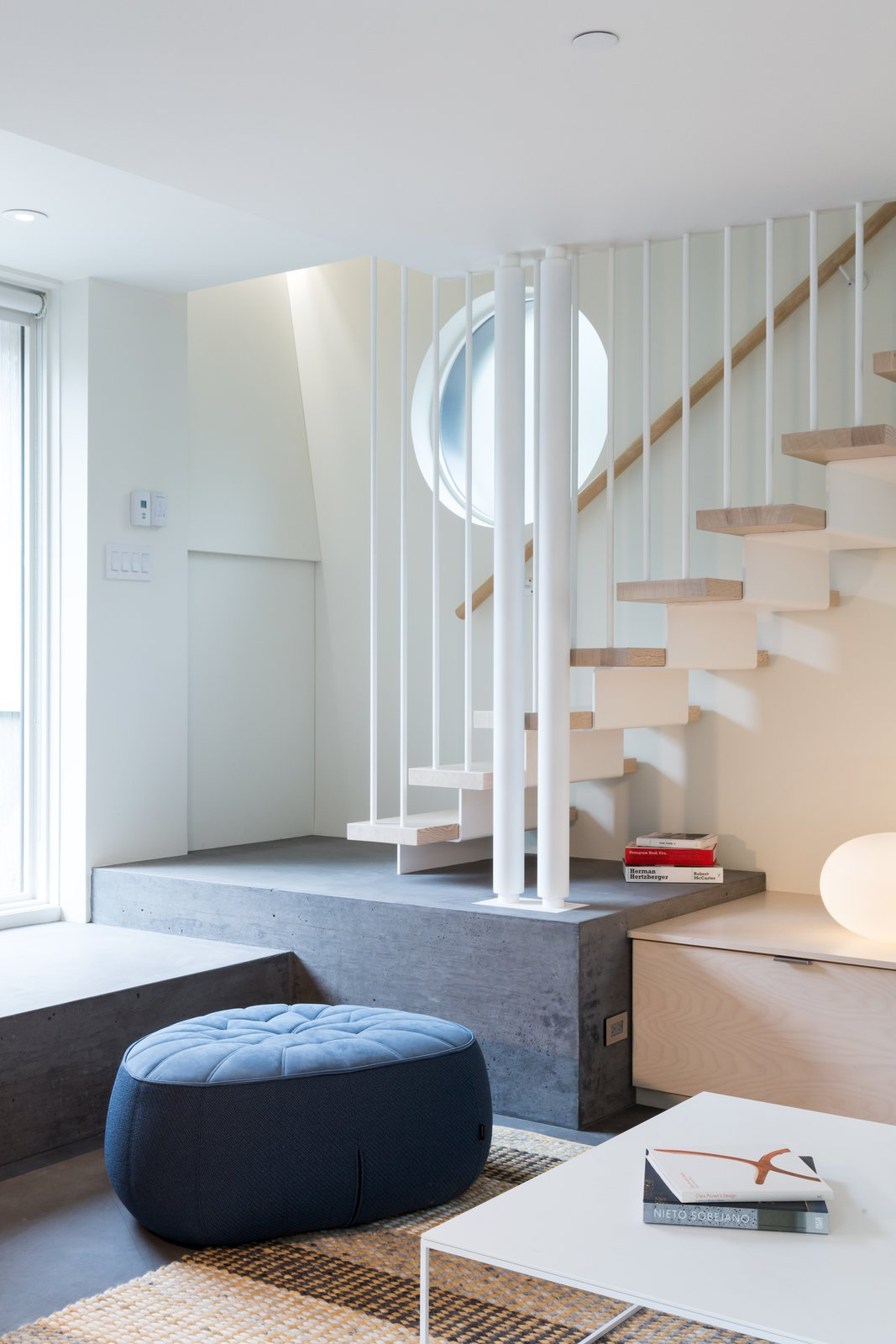 Miko Laneway by Campos Studio Staircase