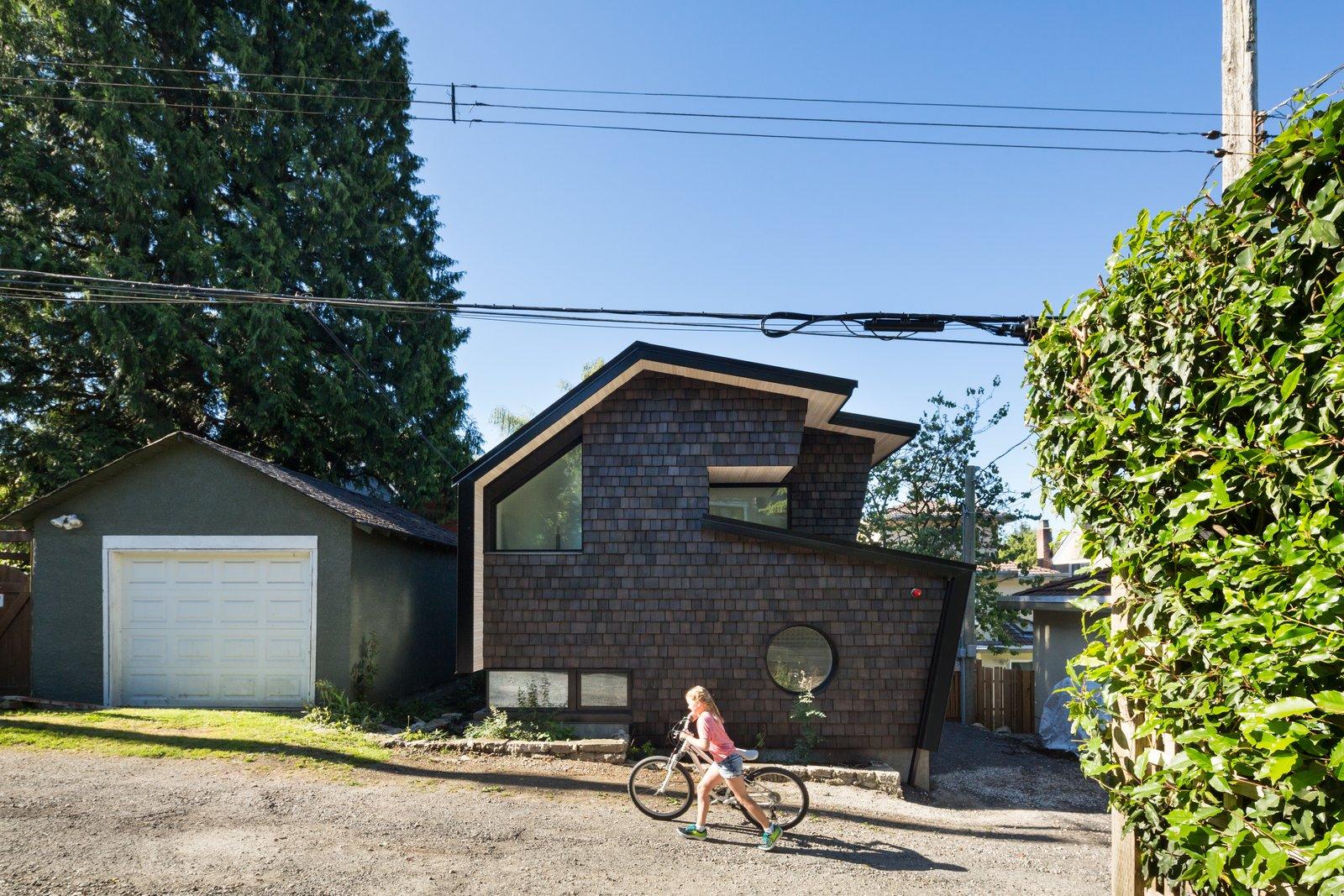 Miko Laneway by Campos Studio Exterior