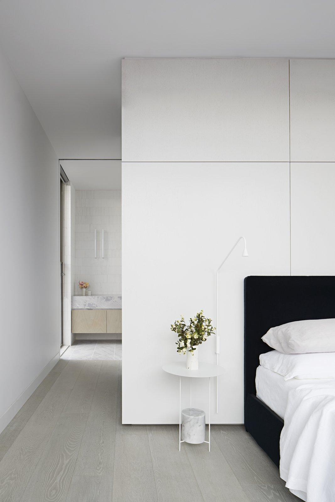 Albert Park by Robson Rak Architects Master Bedroom