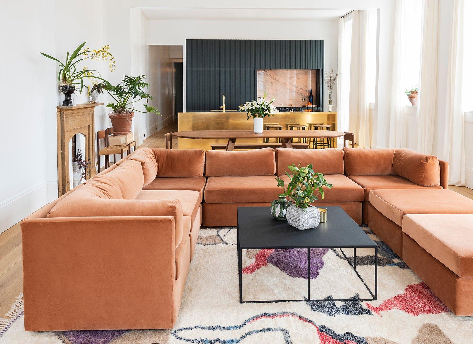 KREWE HQ by KREWE and Olivia Erwin Interiors