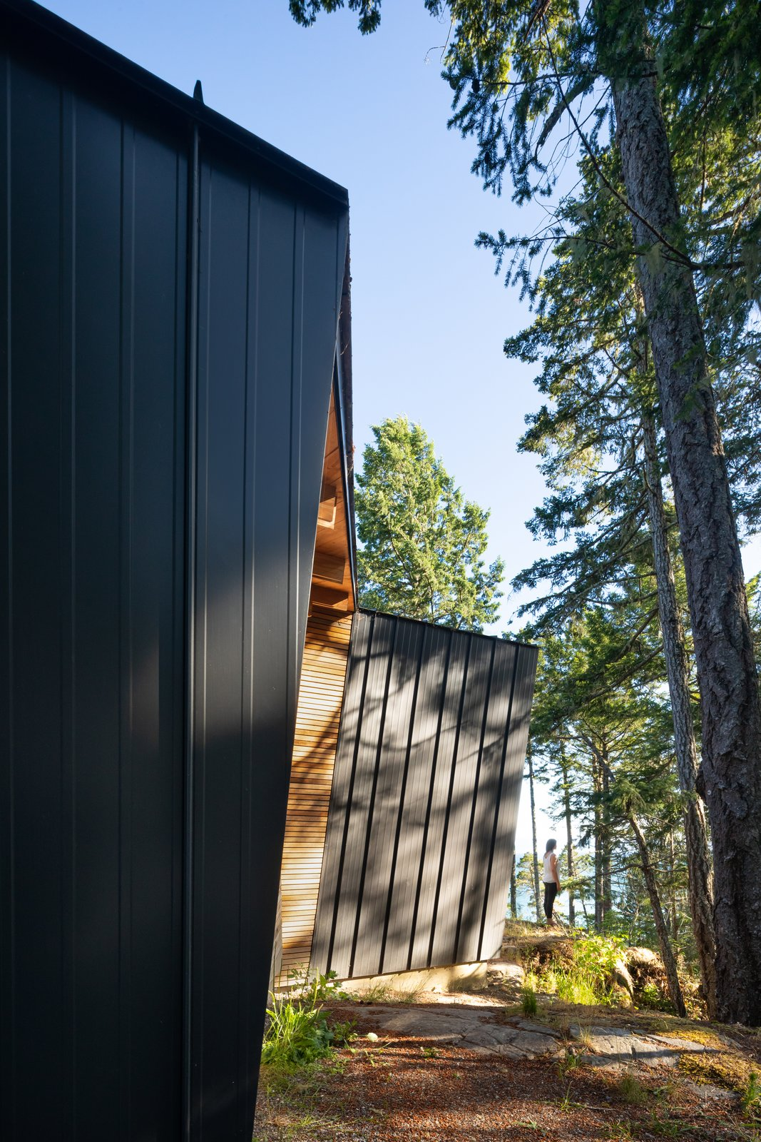 Sooke 01 House by Campos Studio Exterior