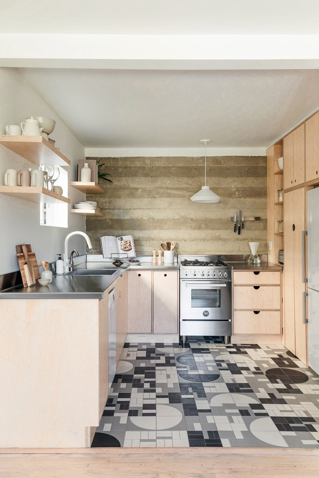 Guest Kitchen by Taylor and Taylor kitchen