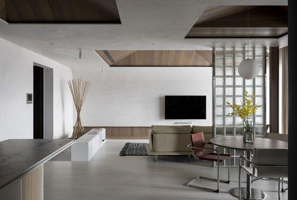 Best 29 Modern Living Room Bar Shelves Design Photos And Ideas Dwell