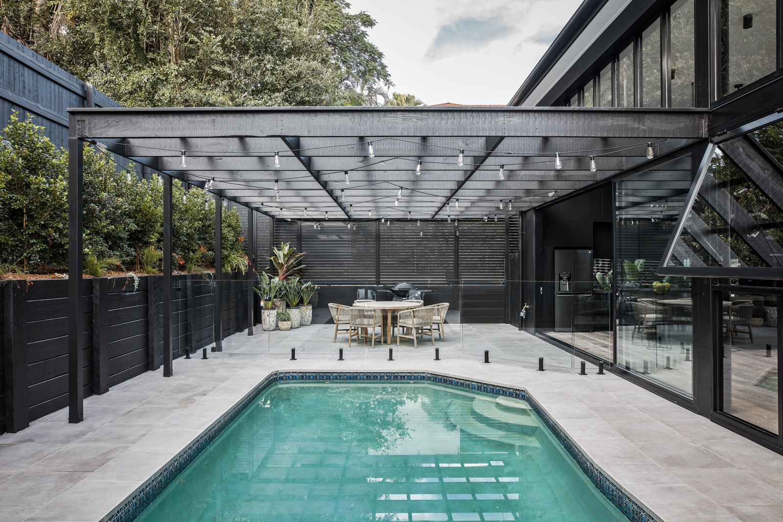Glamorgan by DAH Architecture Pool