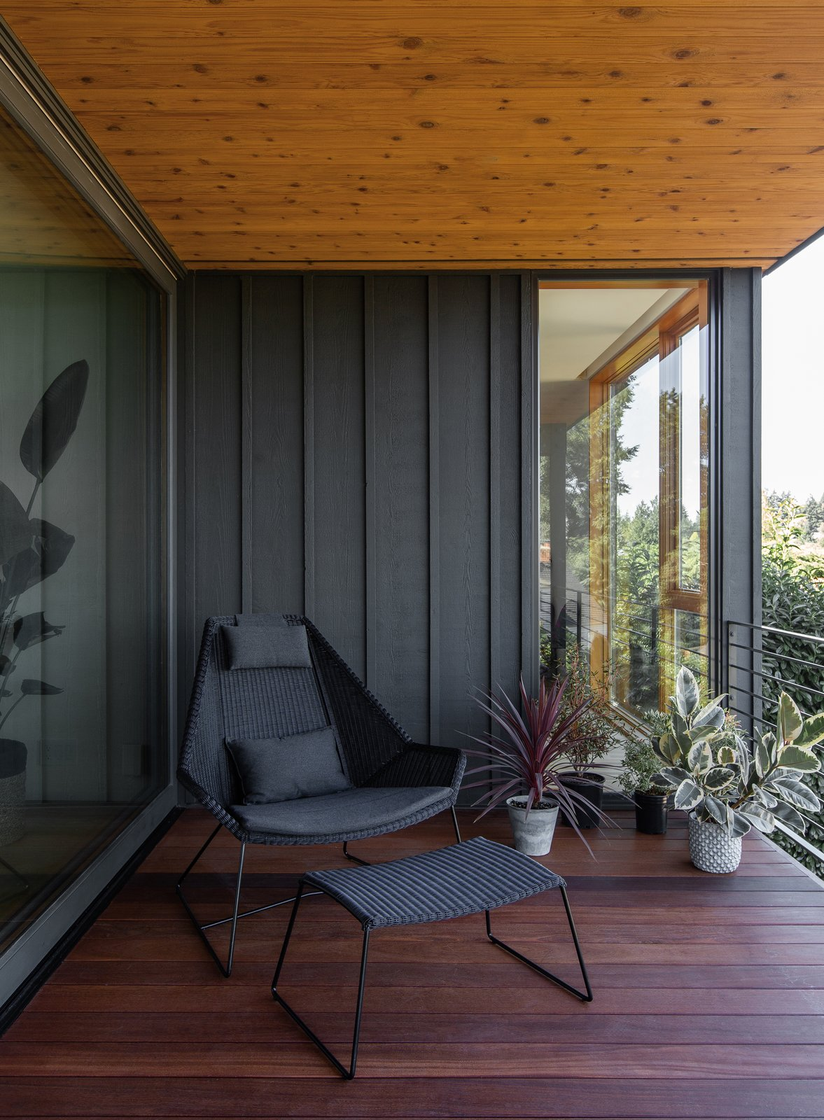 Ferriera by SHED Architecture and Design Deck