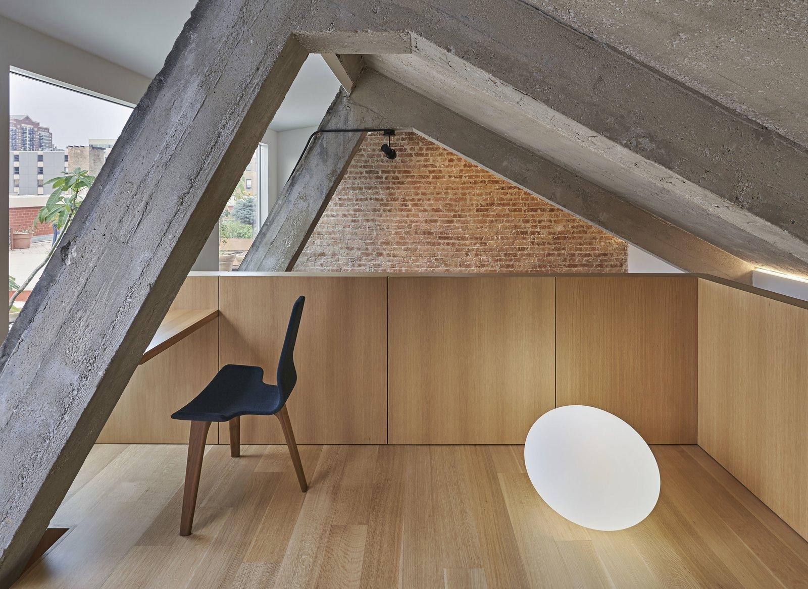 Michigan Loft by Vladimir Radutny Architects office