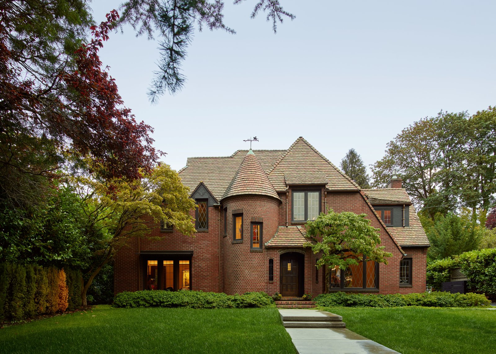 Before & After: Past Present House by Chadbourne + Doss Architects