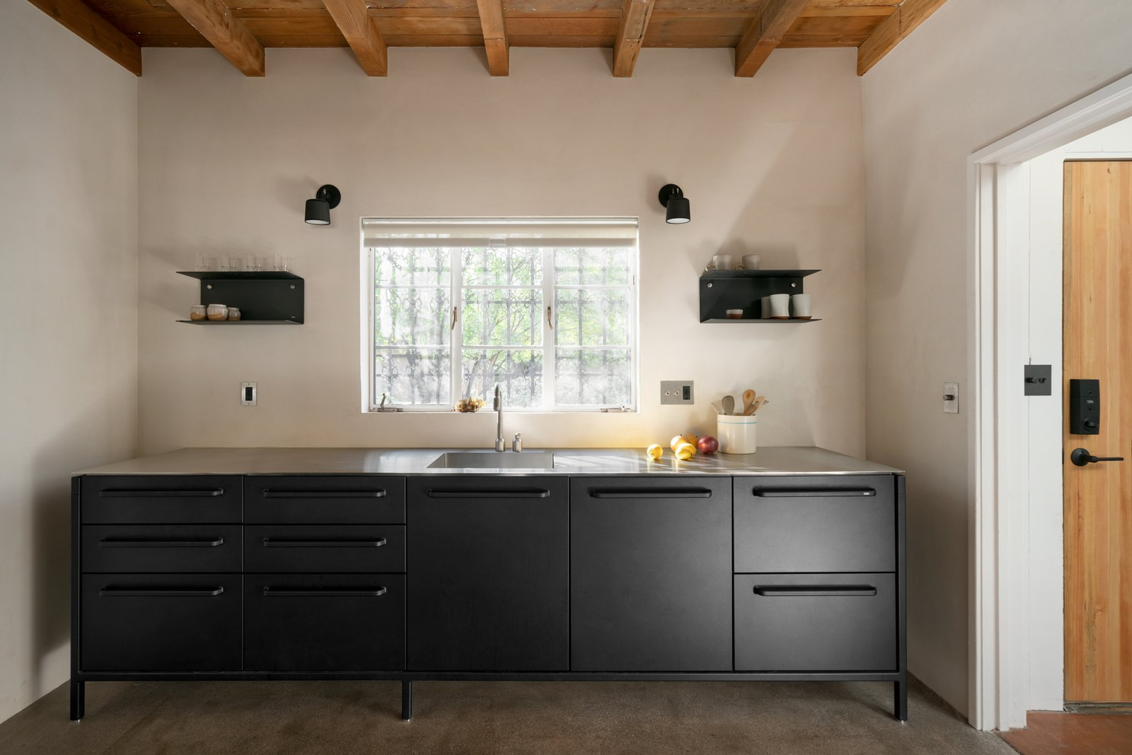 Tucson Territorial by hazelbaker rush Kitchen