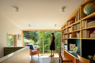 Before & After: A Dim, Cookie-Cutter Craftsman in Portland Now Basks in Natural Light