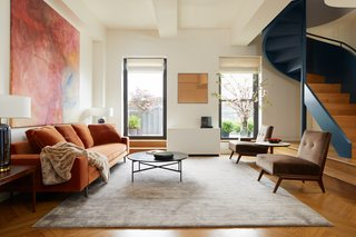 Before & After: A Gut Reno Restores Gatsby Glamour to This Art Deco Brooklyn Loft
