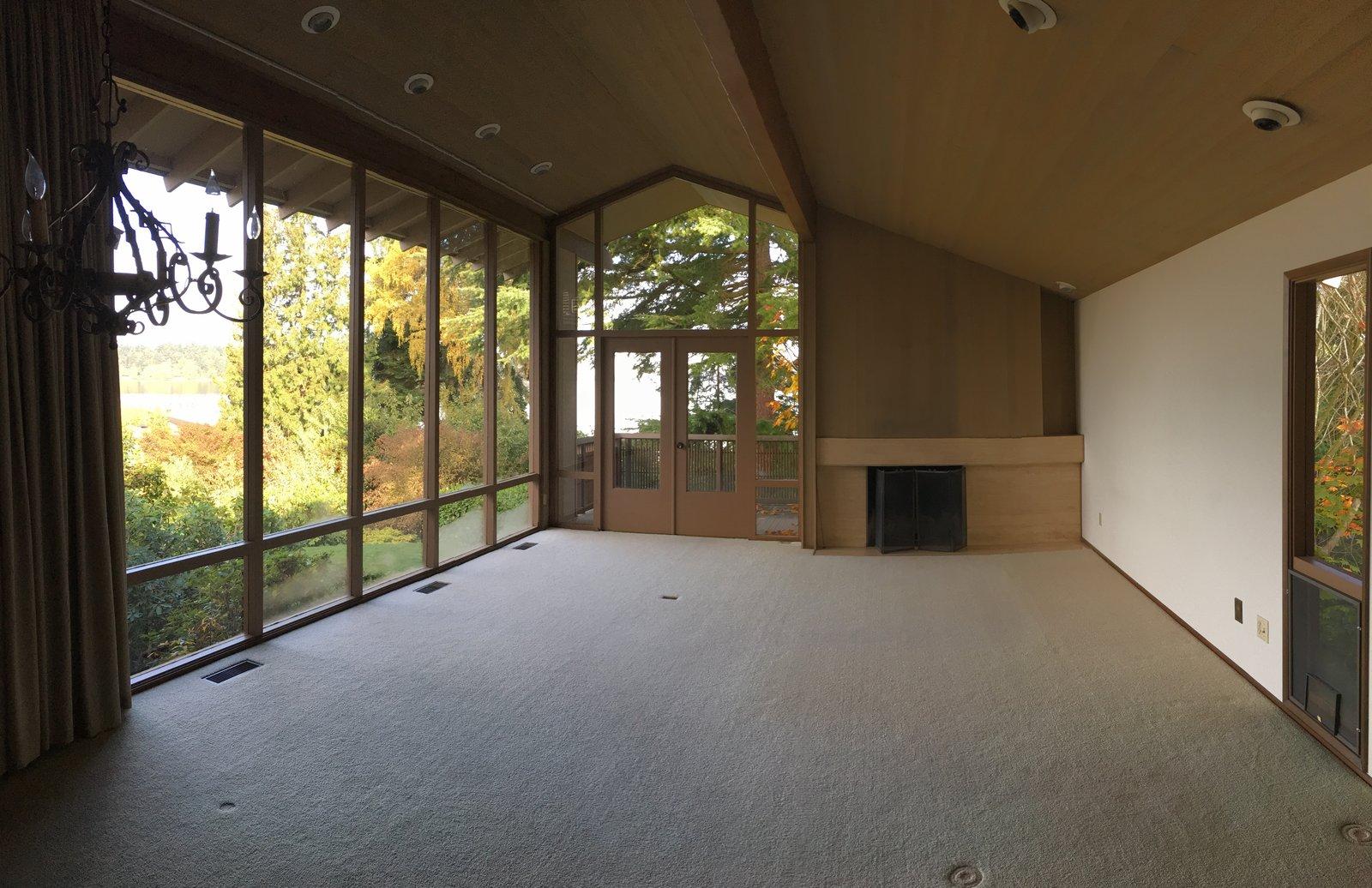 Mercer Modern by Wittman Estes Before Living Room
