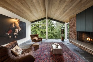 This Pristine Portland Midcentury Will Let You Live Among the Trees for $1.35M