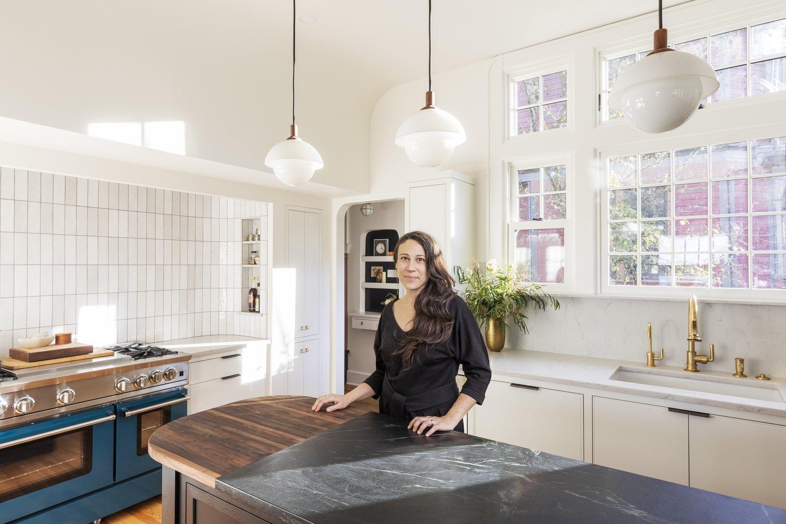 Willamette Heights Victorian Metamorphosis by Dyer Studio Kitchen