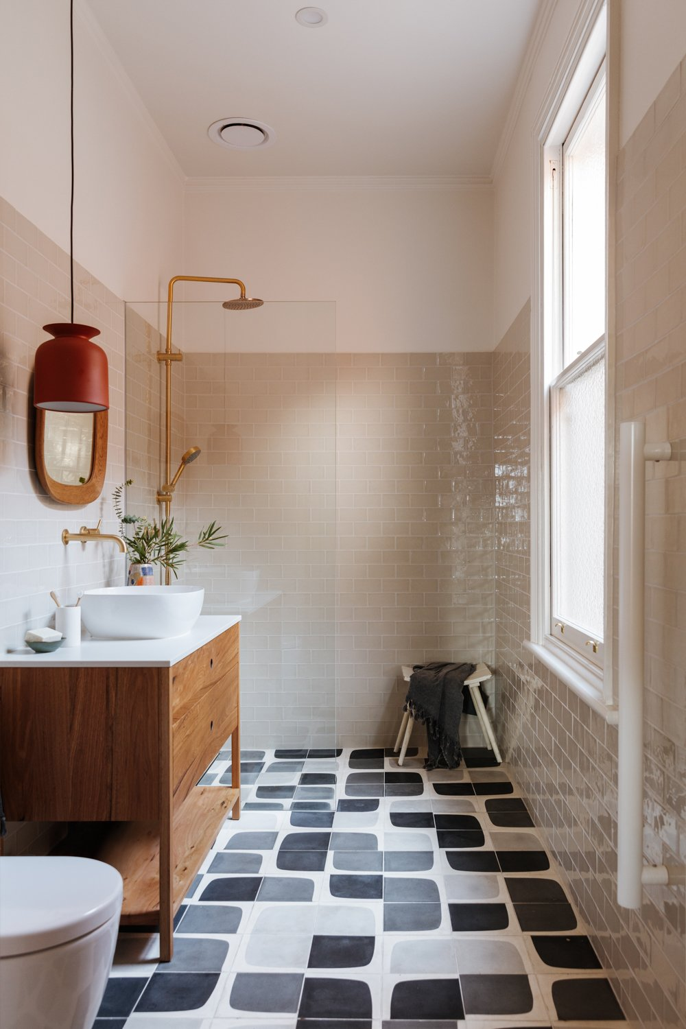 After: Thebarton by Fabrikate bathroom