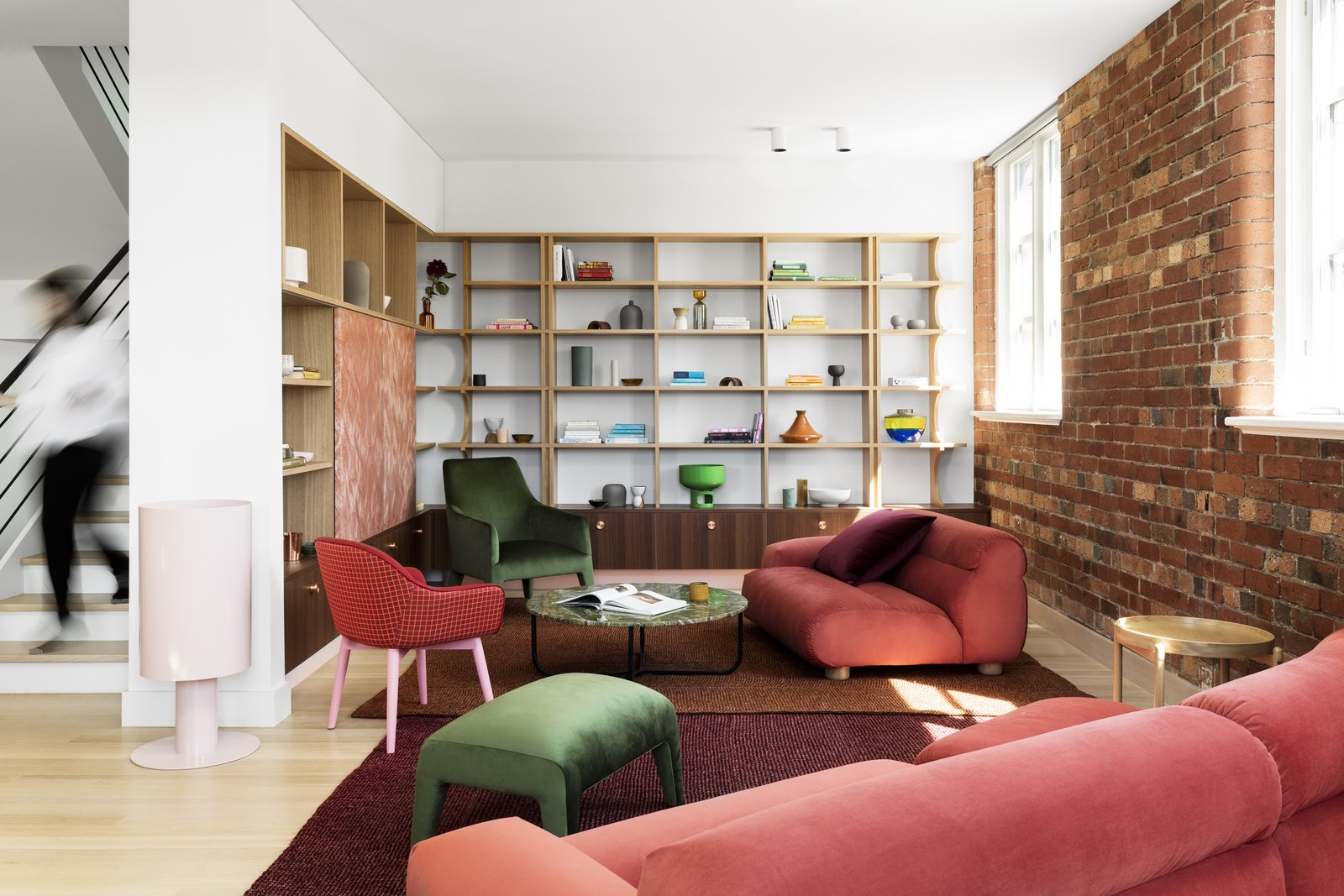 Keano Warehouse by WOWOWA Architecture living area