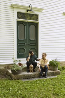 Budget Breakdown: A DIY Couple Painstakingly Revive an Italianate Manse in the Berkshires for $343K