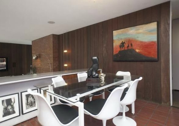 Before: Beachwood by Reath Design dining room