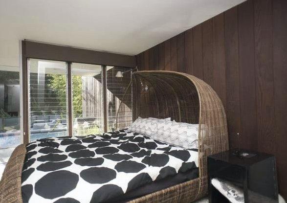 Before: Beachwood by Reath Design master bedroom