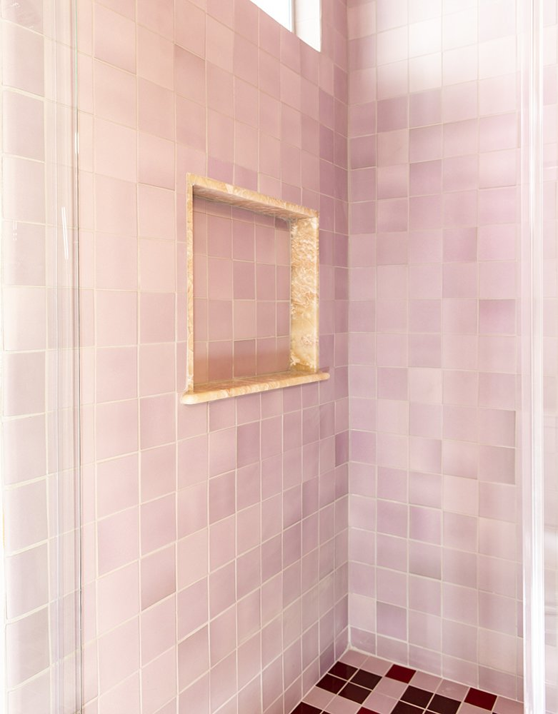 After: Beachwood by Reath Design shower