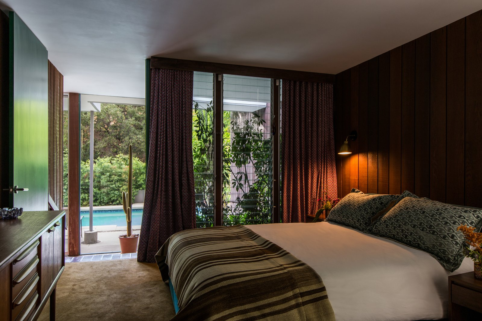 After: Beachwood by Reath Design master bedroom