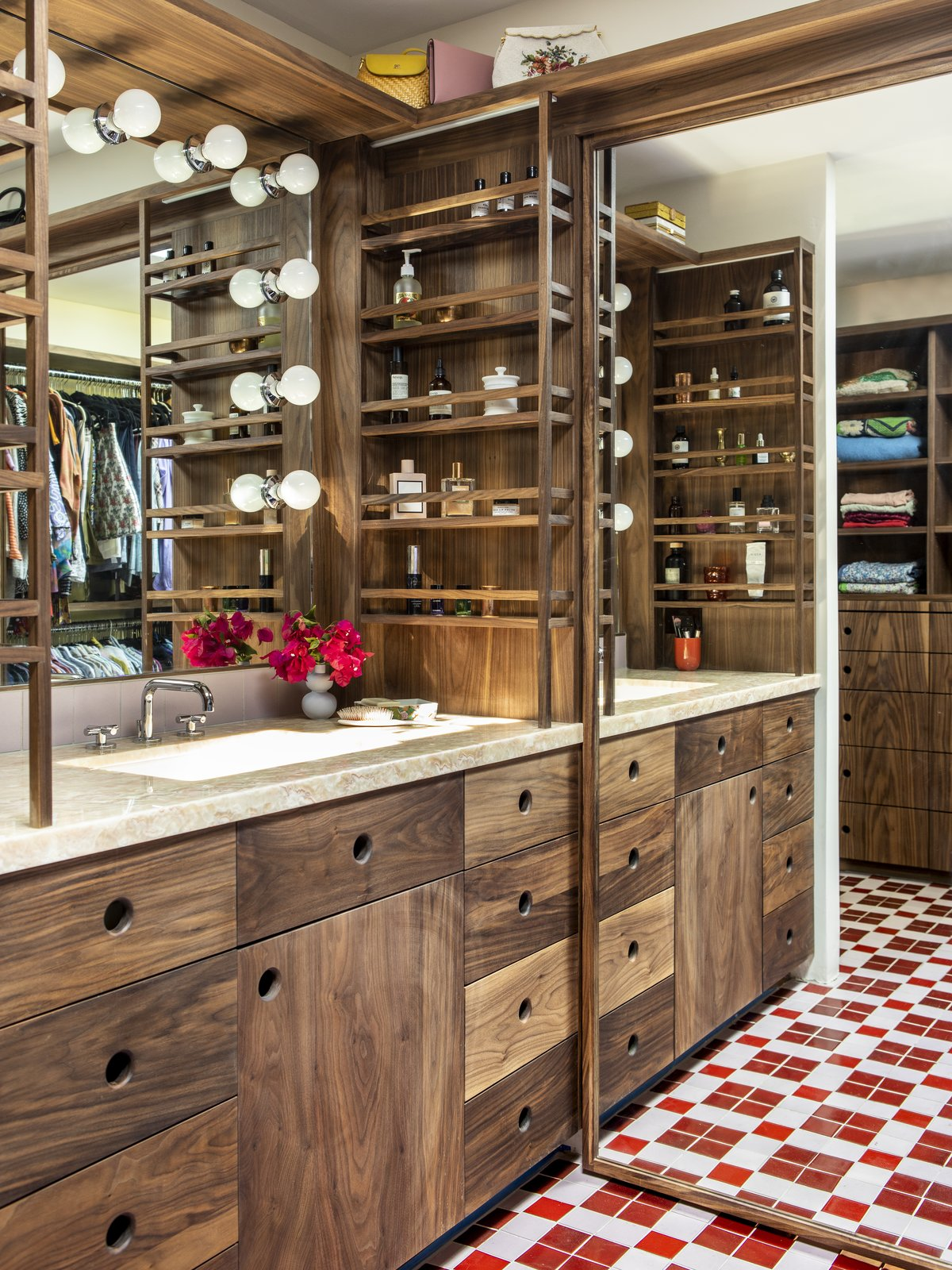 After: Beachwood by Reath Design closet