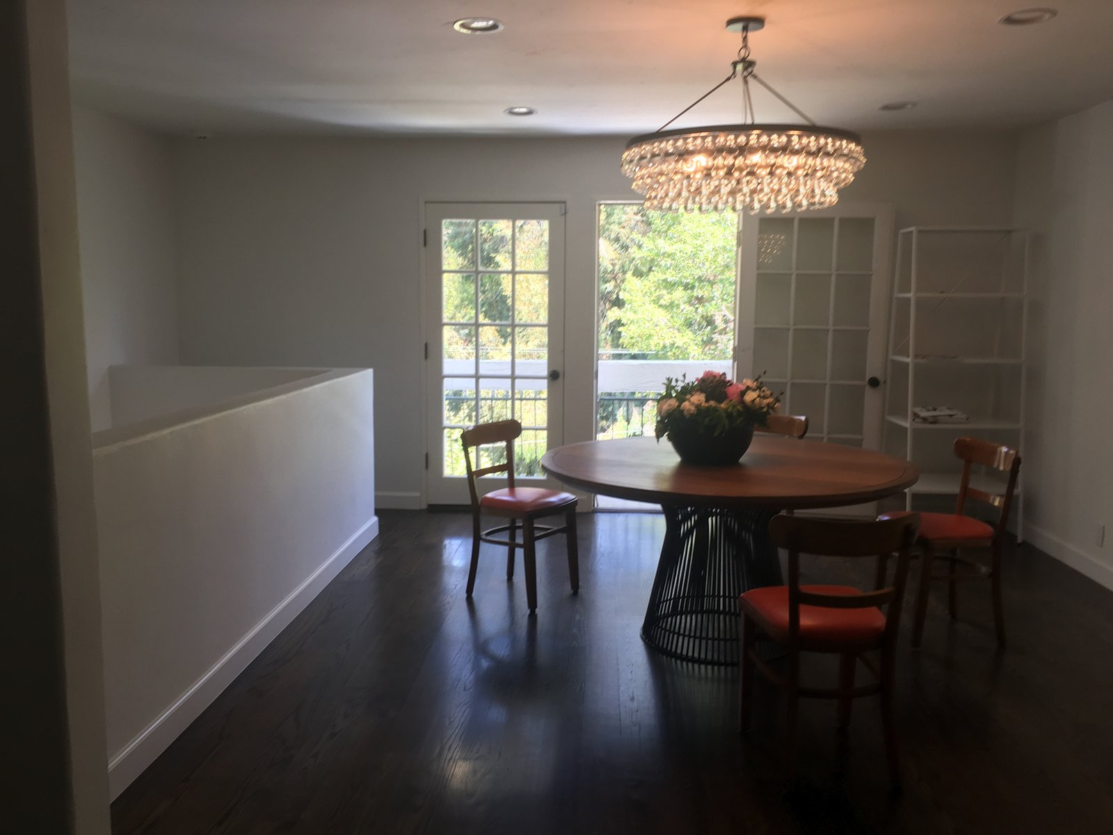 Before: Dining room of Sunshine Terrace by Sarah Zachary
