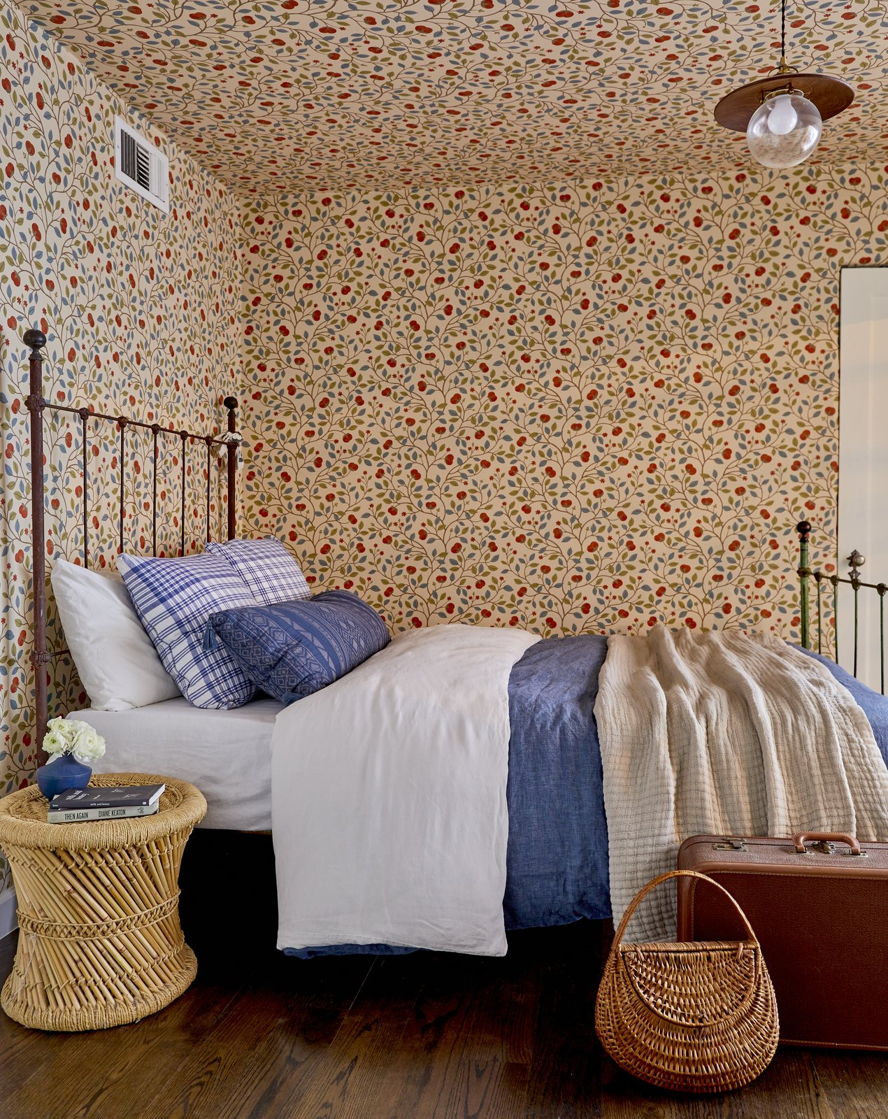 After: Bedroom of Sunshine Terrace by Sarah Zachary