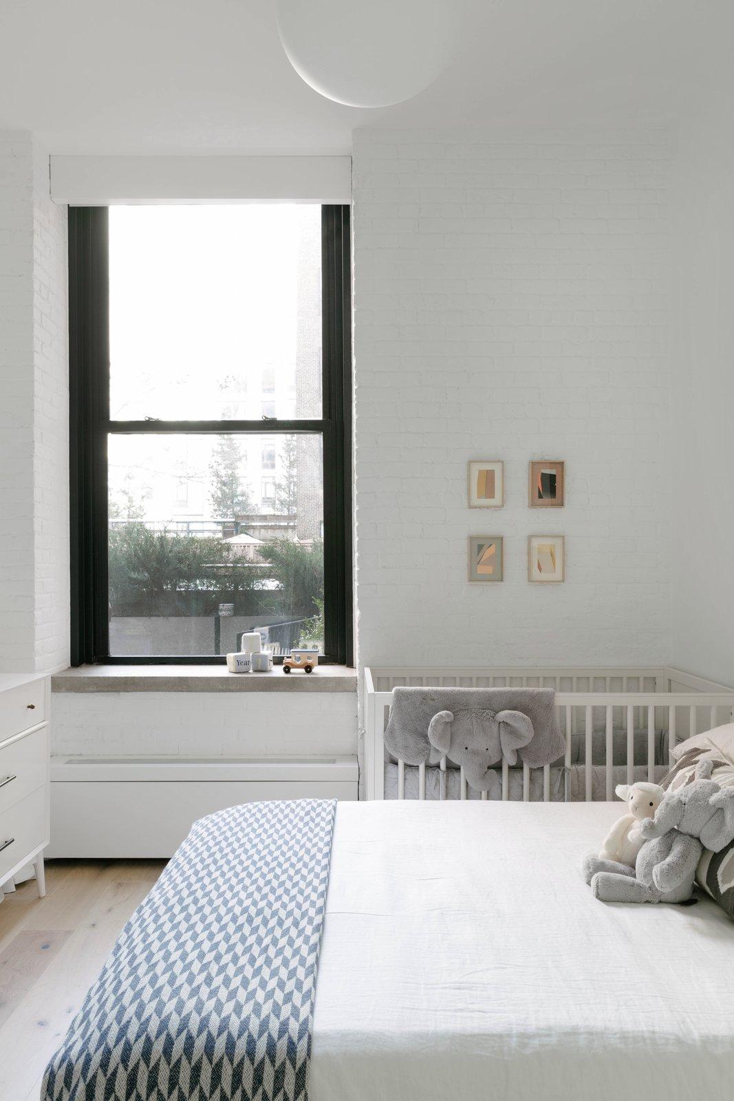 After: Spears Building Loft bedroom