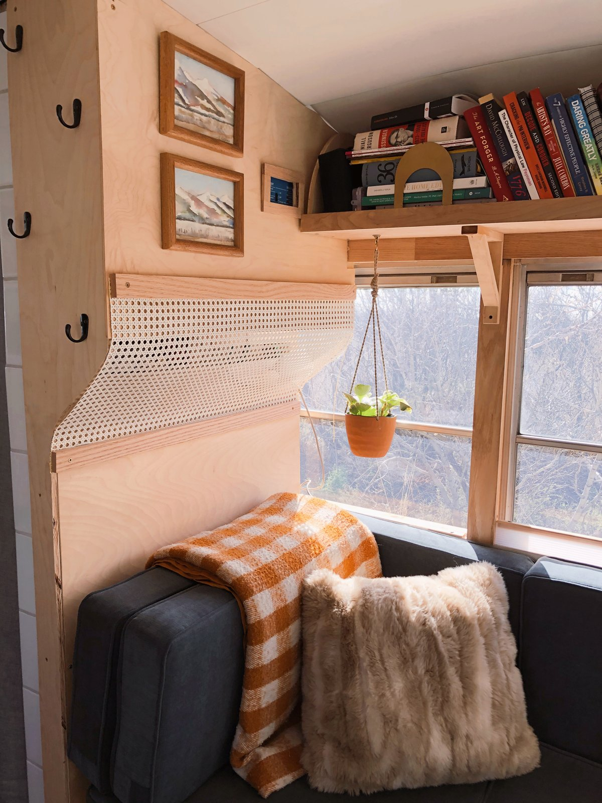 Bus Conversion by Timothy and Meryl Miller