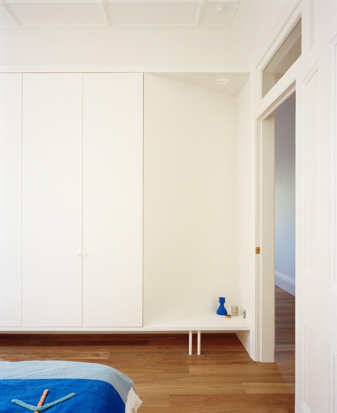 Bedroom in JJ House by Bokey Grant