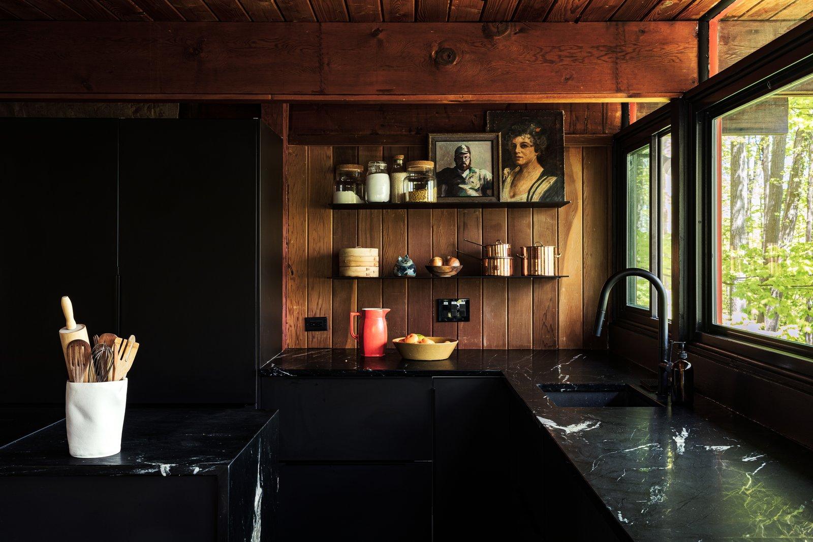 Casa Yamagoya by Alex Fawcett_Kitchen
