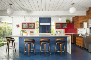 Before & After: An Eichler Swaps a Chopped-Up Layout for Connected, Colorful Spaces