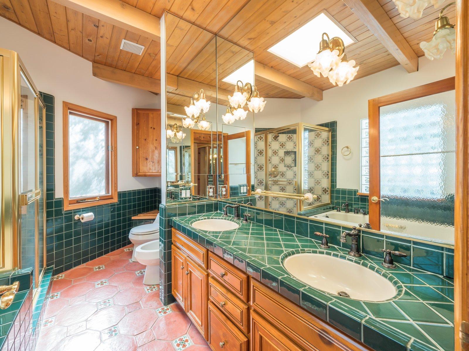 Sunset Crest Remodel by Klein Agency_Before Master Bath