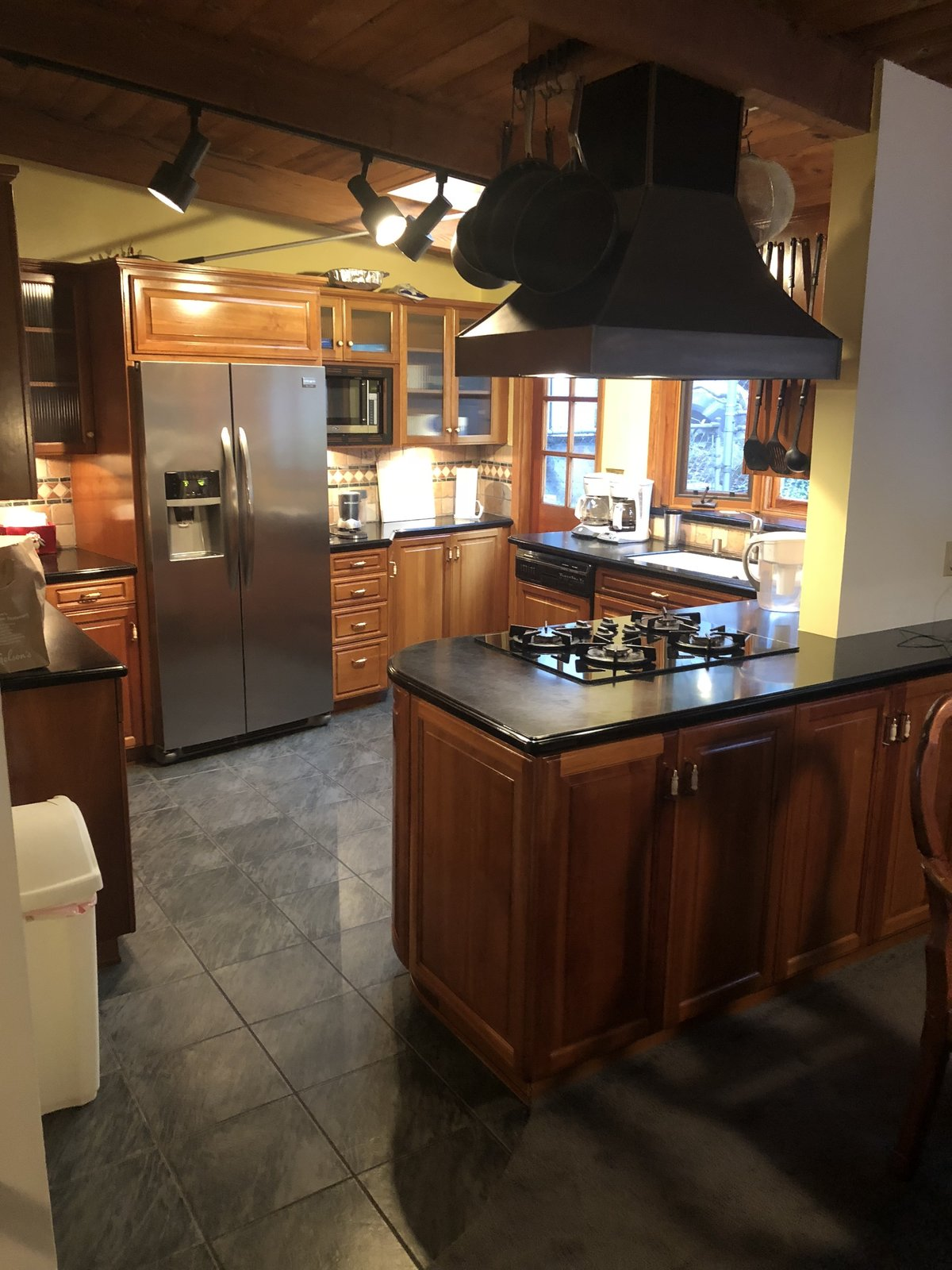 Sunset Crest Remodel by Klein Agency_Kitchen Before