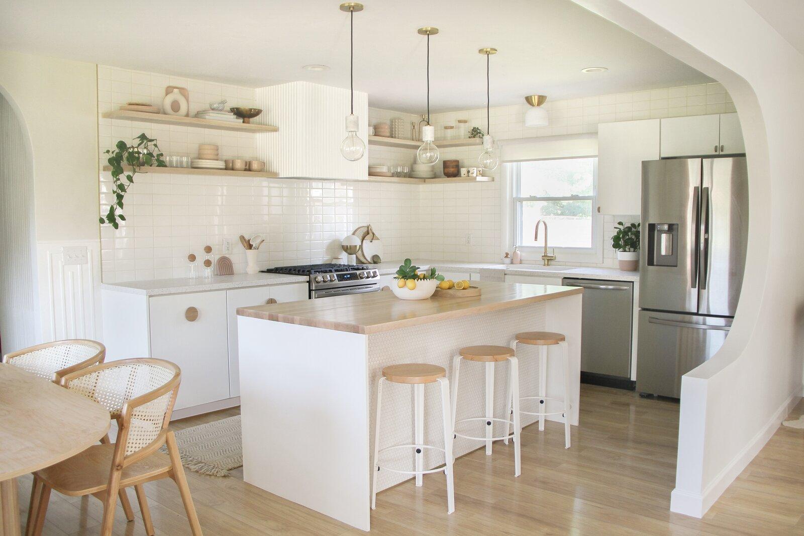 britdotdesign Kitchen Reno by britdotdesign