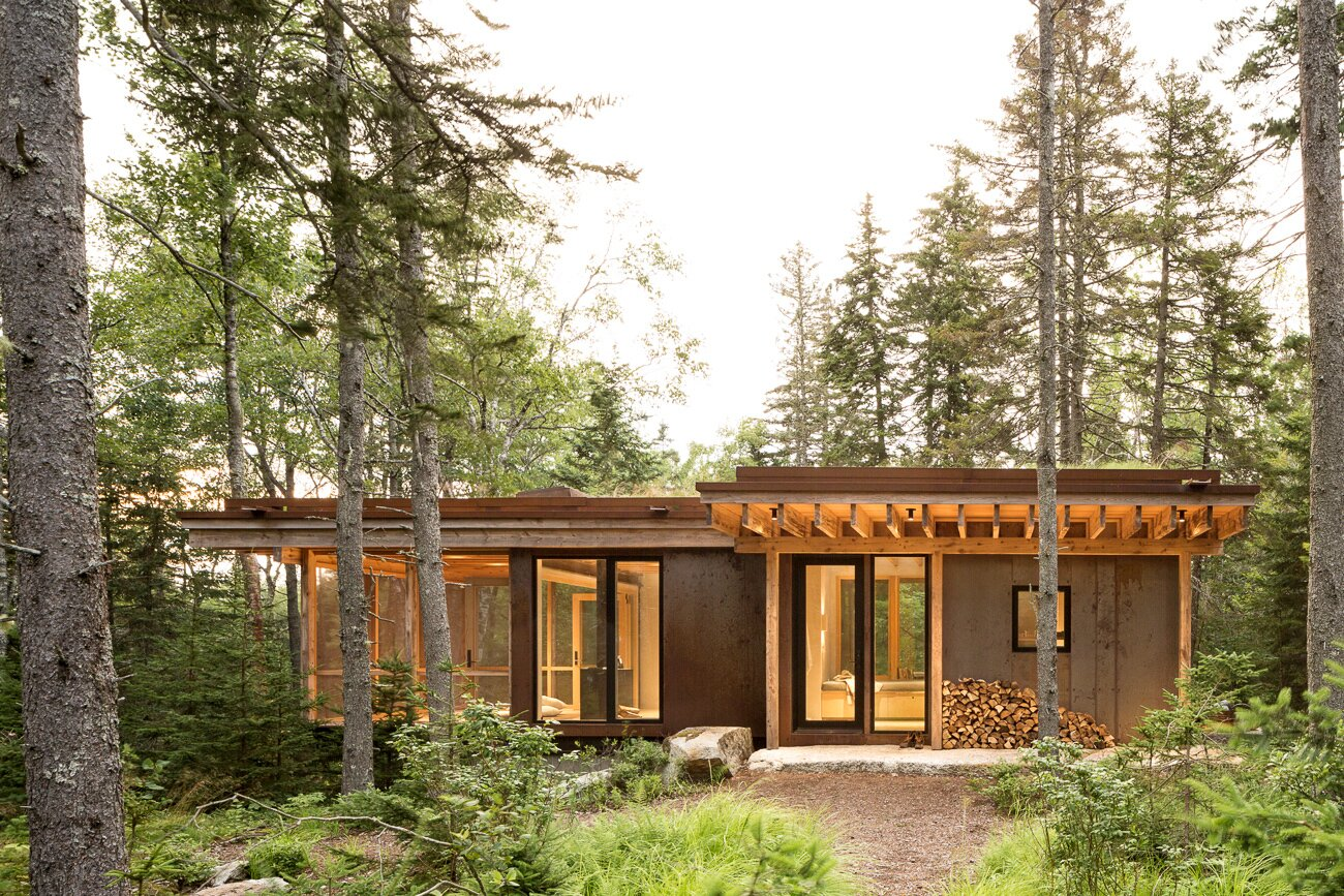 The Far Cabin by Winkelman Architecture