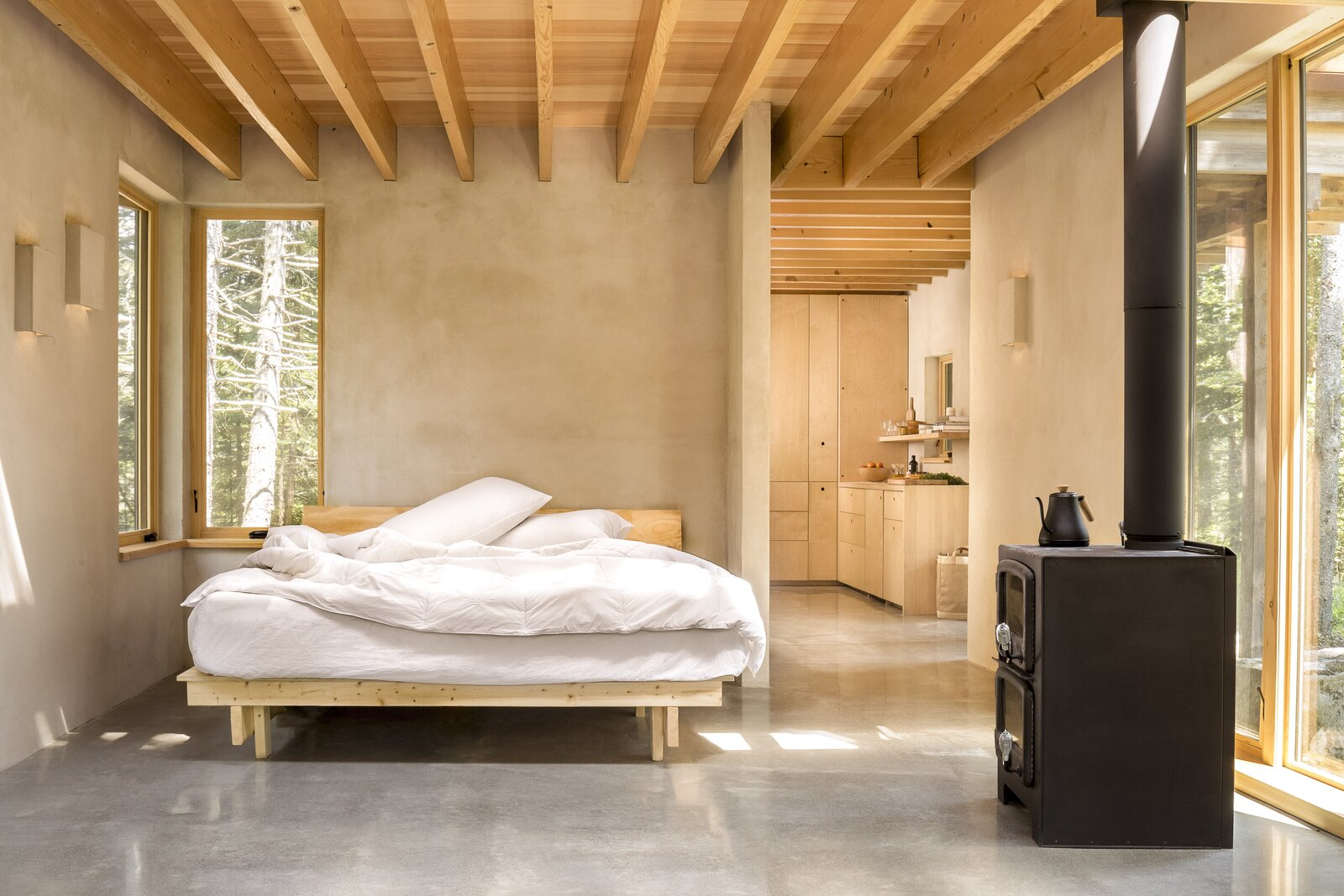 The Far Cabin by Winkelman Architecture