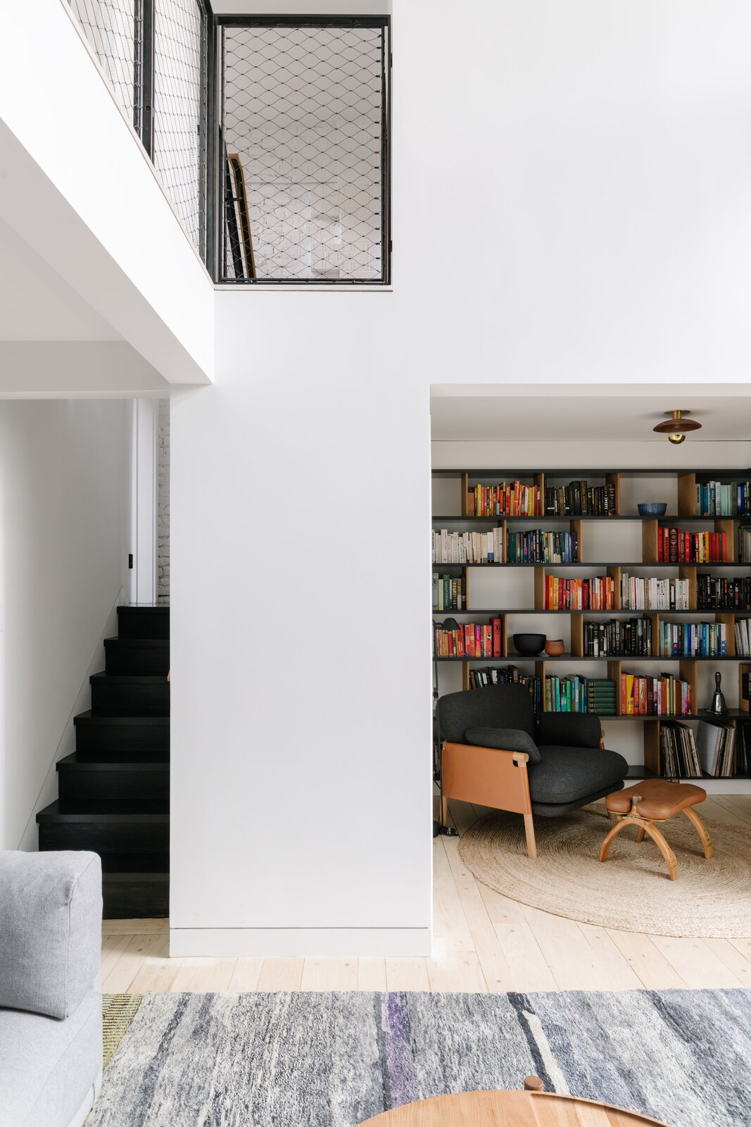 Work From Home Oasis_Chelsea Writer's Loft by e.g. Projects