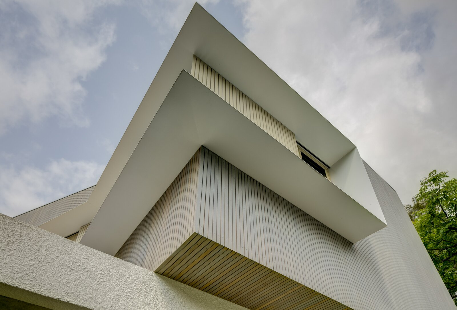 Ballast Point House by Fox Johnston