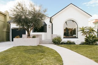 Before & After: Divine Details Help Streamline a Designer Couple's L.A. Bungalow