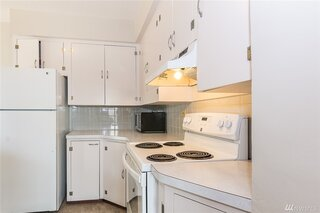 Before: The kitchen had a mishmash of finishes from different remodels over the years.
