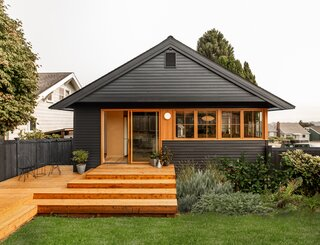 Before & After: Clever Changes Bring Out the Charm in a 1920s Seattle Bungalow
