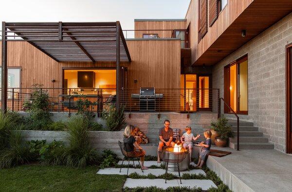 Best 60 Modern Outdoor Decking Patio Porch Deck Design Photos And Dwell
