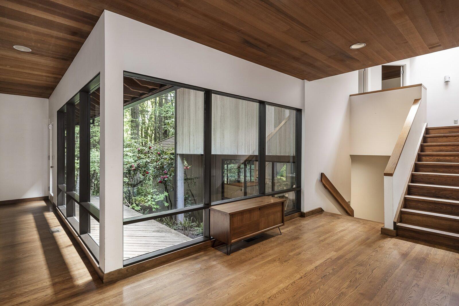 Hallway in the Mason Residence by Saul Zaik