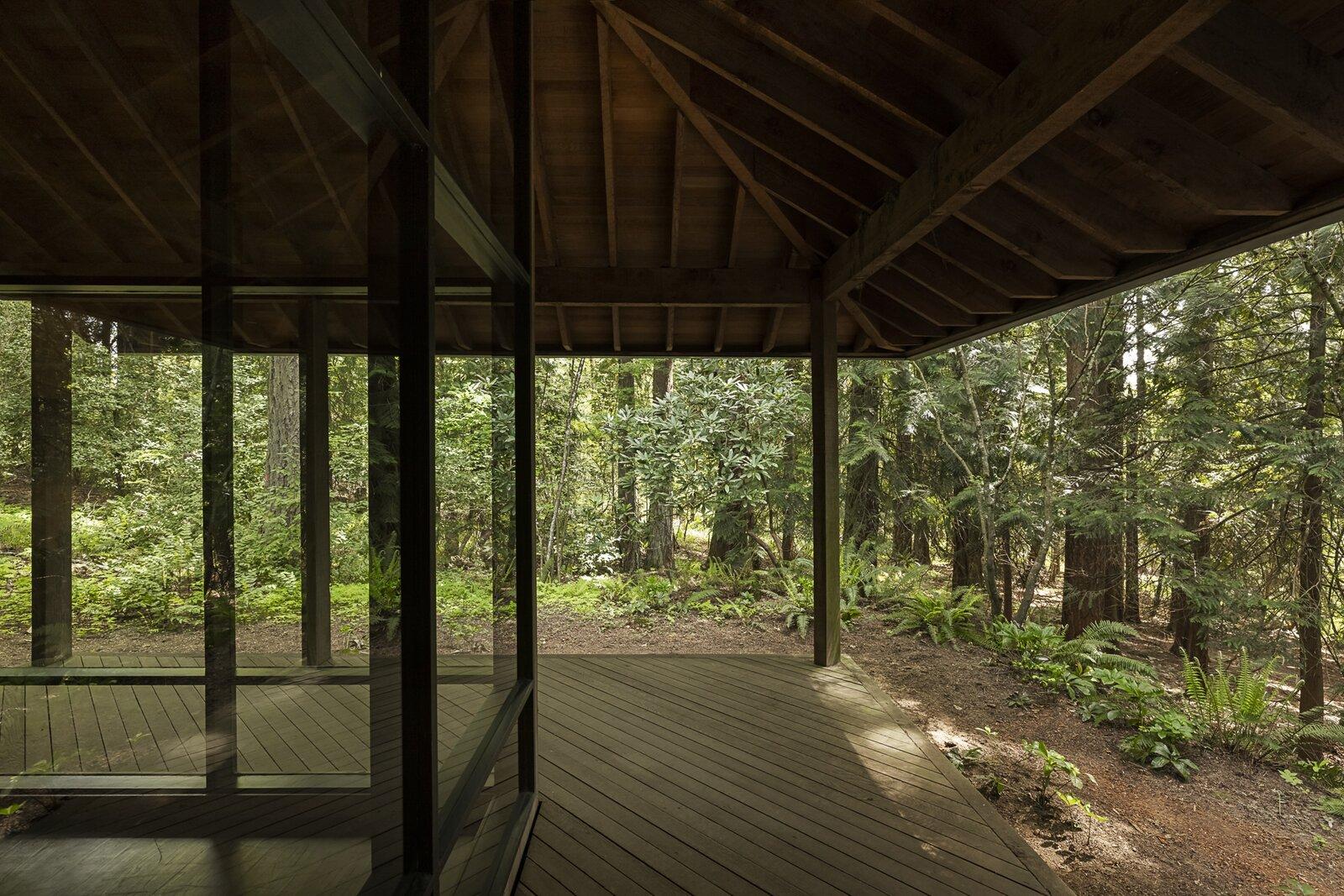 Porch of the Mason Residence by Saul Zaik