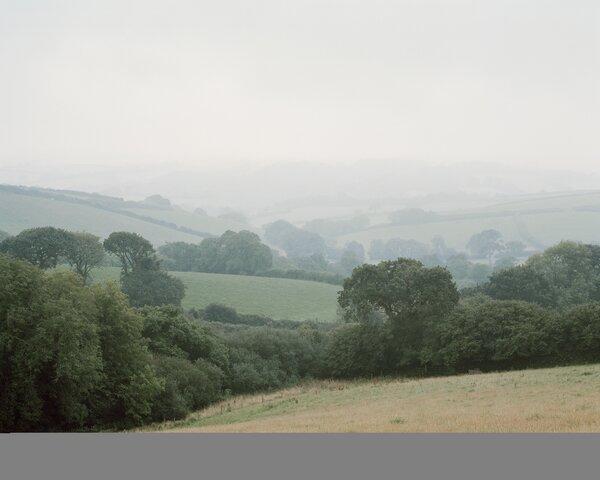 The rundown barn sat on twenty-five acres of countryside in Devon.