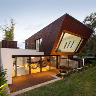 Top 5 Homes That Use Wood in Interesting Ways