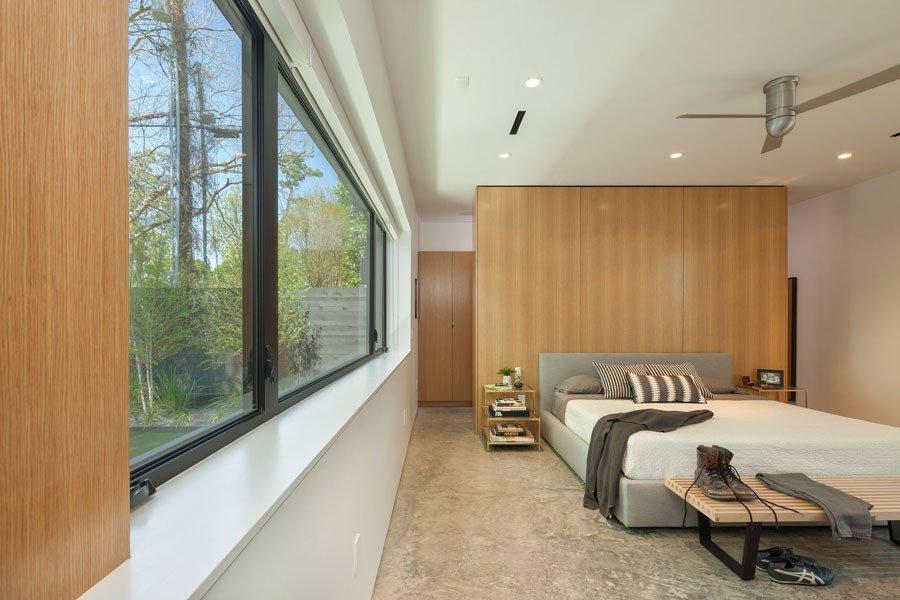 Bedroom Master Bedroom  Pavilion Haus by studioMET architects