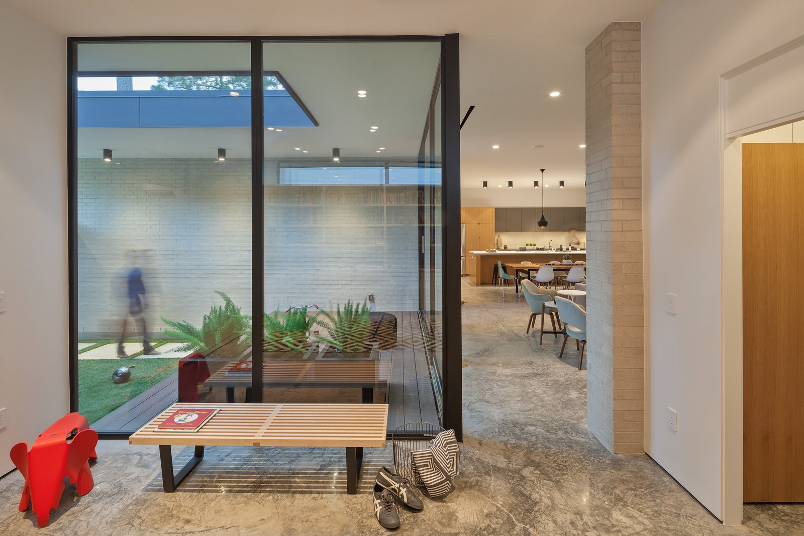 Flex Room  Pavilion Haus by studioMET architects