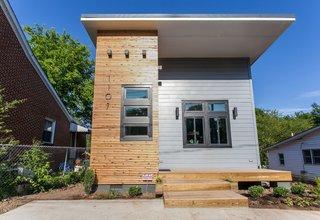 Modernist Spec House